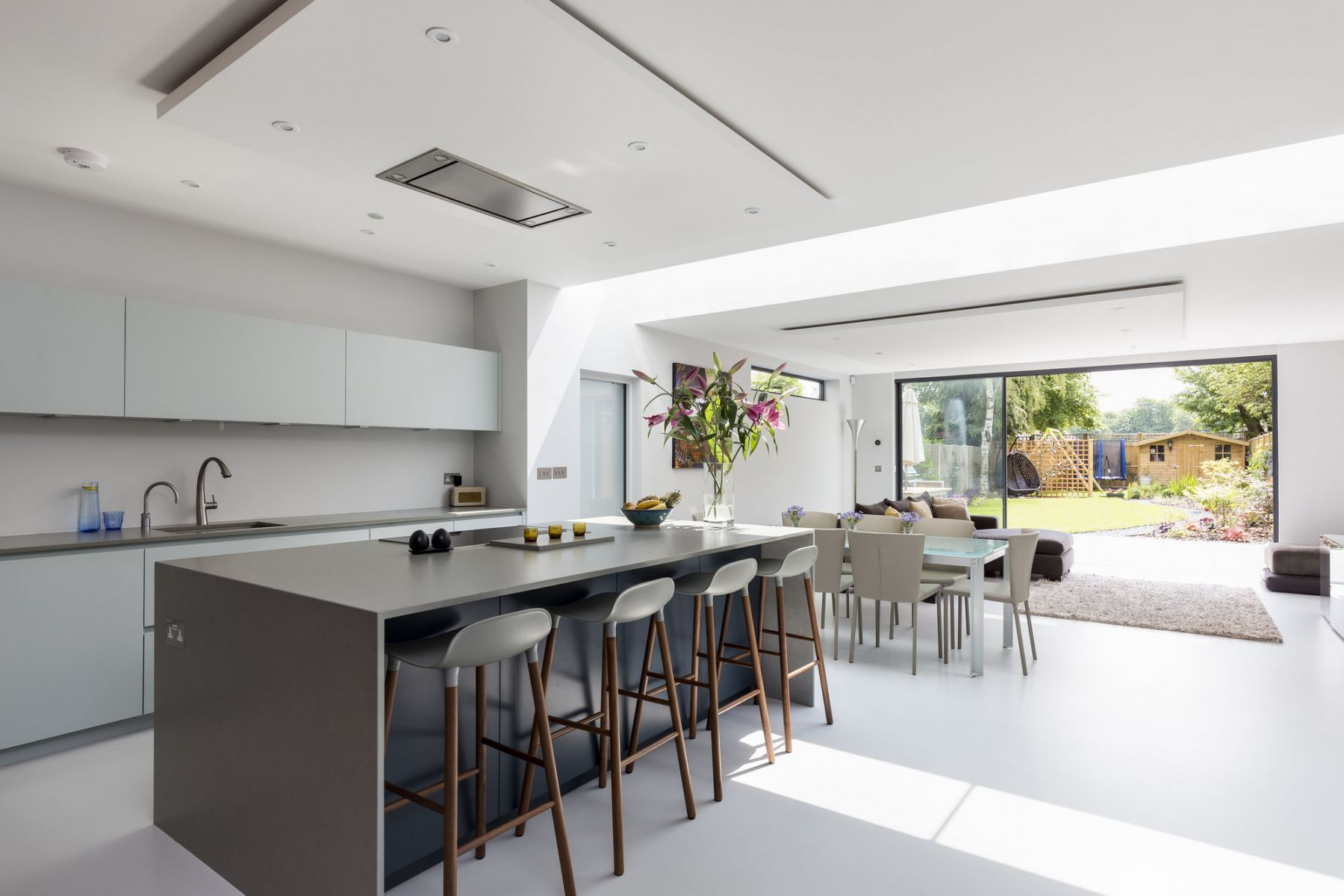 Rear house kitchen extension in Dulwich, London | Building projects ...