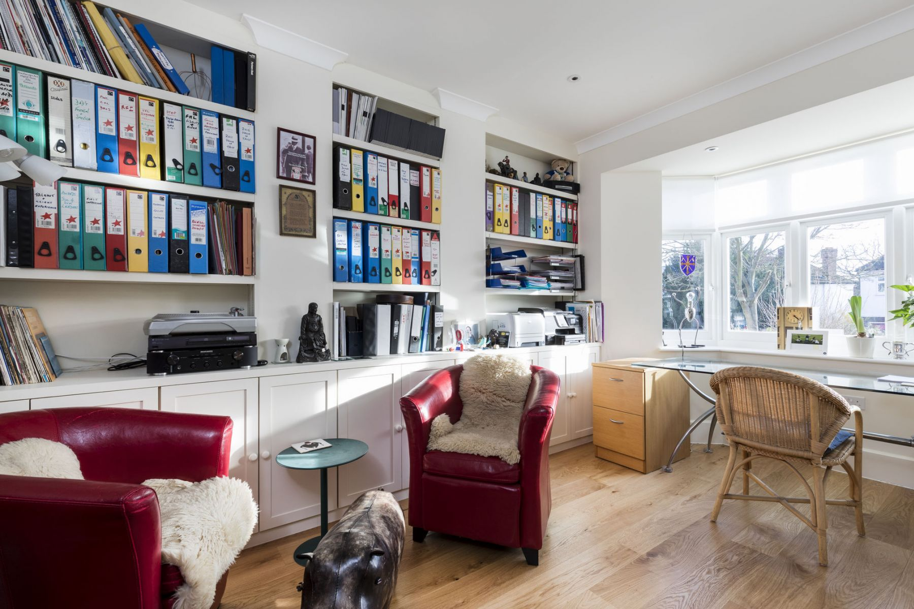 House extension and loft conversion in East Dulwich, London