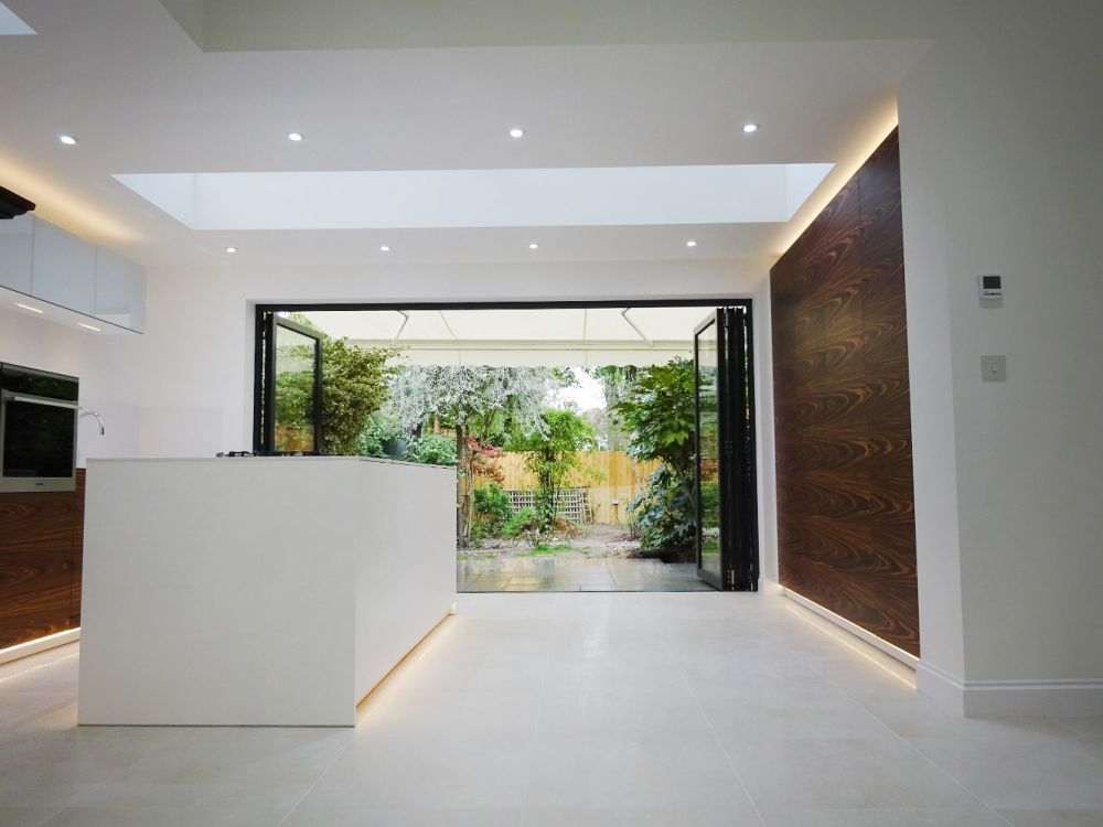 High end house renovation in Muswell Hill