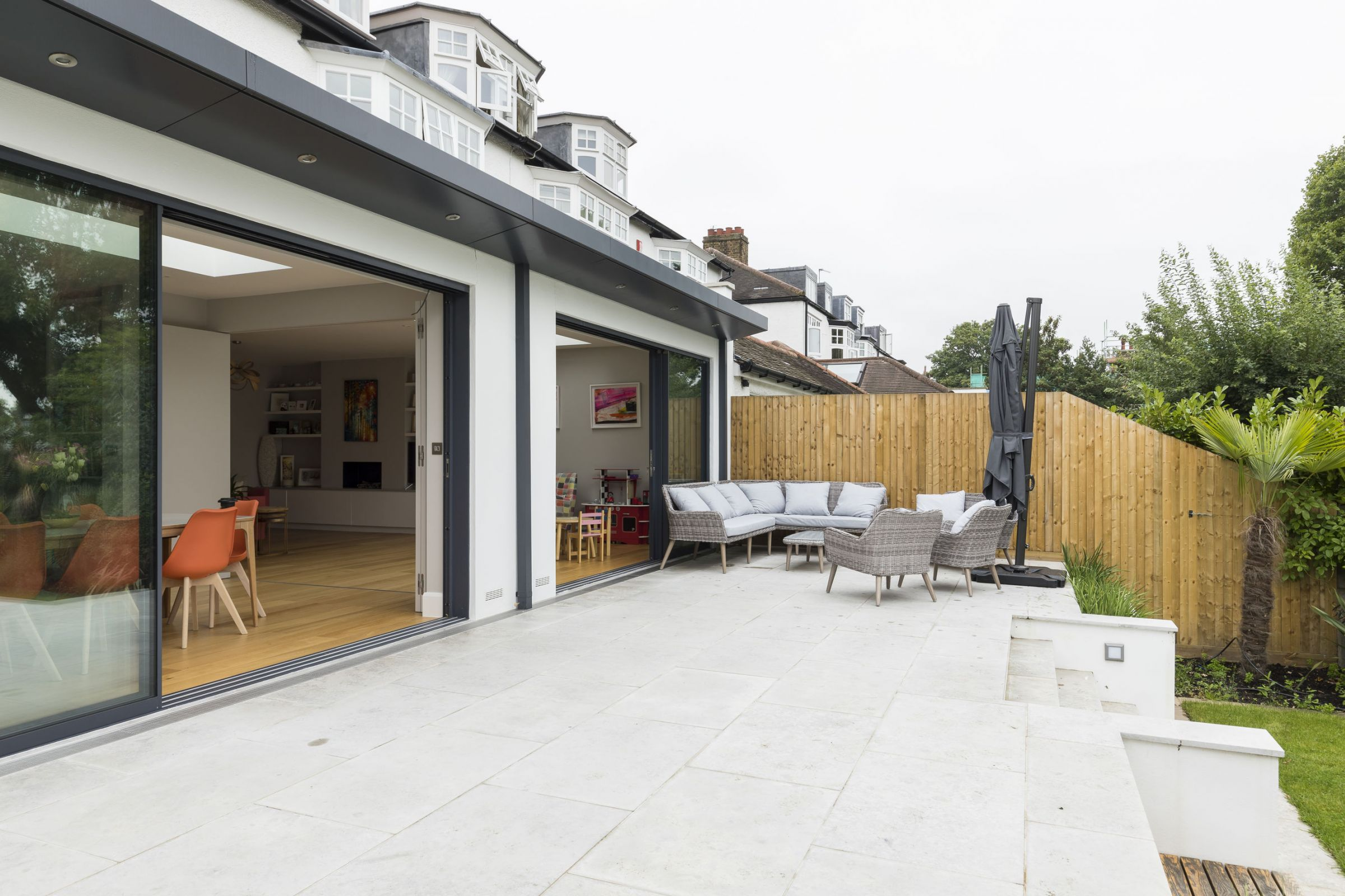 House extension and renovation in Dulwich, London