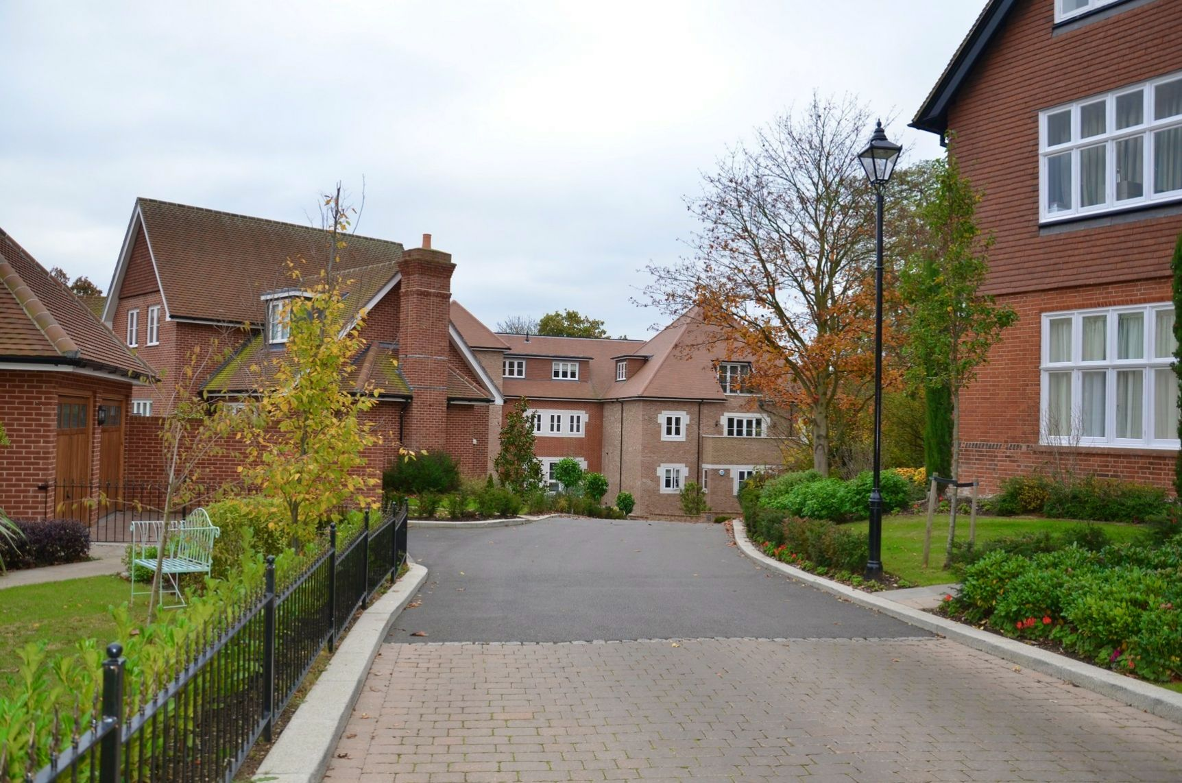 Building and refurbishment of luxury homes in Chislehurst, Kent
